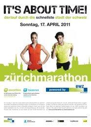 Sonntag, 17. APRIL 2011 - Teamrun