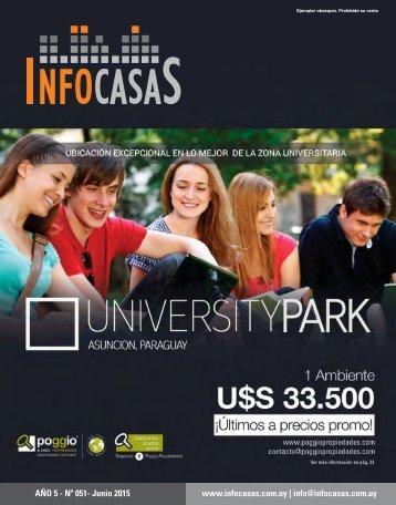 Revista InfoCasas - Numero 51 - Junio 2015