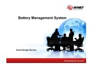 Battery Management System