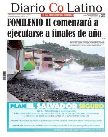 Edición 08 de Junio de 2015