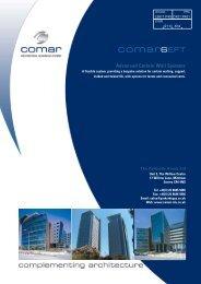 COMAR 6 EFT - Comar Architectural Aluminium Systems