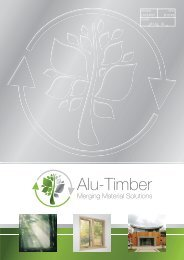 Alu-TImber Brochure July 2012 low res - ecoSHOWCASE