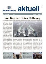Am Kap der Guten Hoffnung - Bundeswehr