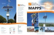 solar power for remote applications - Solar Electric Supply