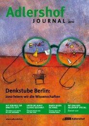 Denkstube Berlin: - Adlershof