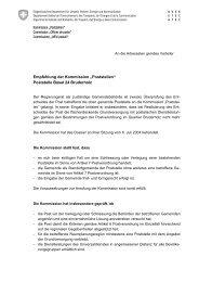 Basel - Poststelle Bruderholz - Sitzung 6. Juli 2004 - PostCom