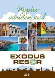 Rom - ExodusResor