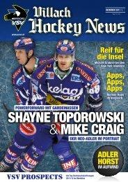 SHAYNE TOPOROWSKI & MIKE CRAIG - EC VSV