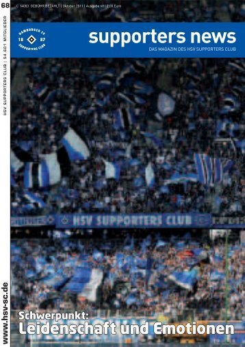 supporters news - HSV Supporters Club