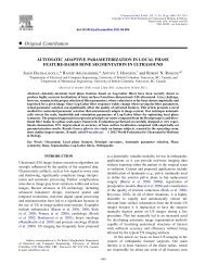 Automatic Adaptive Parameterization in Local Phase Feature-Based ...