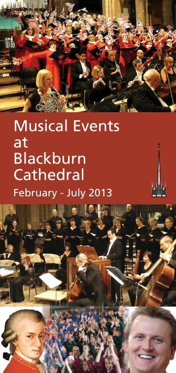 here - Blackburn Cathedral