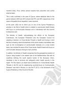 Opening Speech of Mrs Androulla Agrotou Minister of Health of Cyprus - Page 2