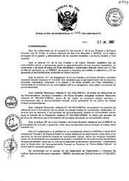 3. resolución de intendencia n° 132- 2007-inrena-iffs