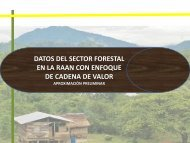 Datos del sector forestal.pdf - MASRENACE