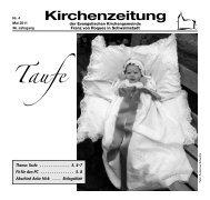 Kirchenzeitung 2011-04 Mai - Kirchetreysa.de
