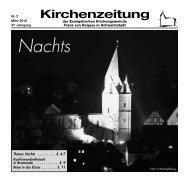 Kirchenzeitung 2012-02 März - Kirchetreysa.de