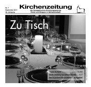 Kirchenzeitung 2011-07 September - Kirchetreysa.de