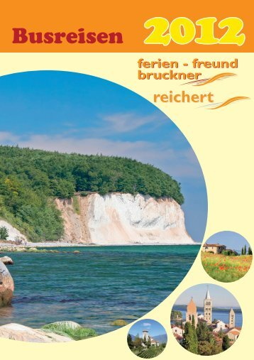 Busreisen 2012 - Bus Reichert