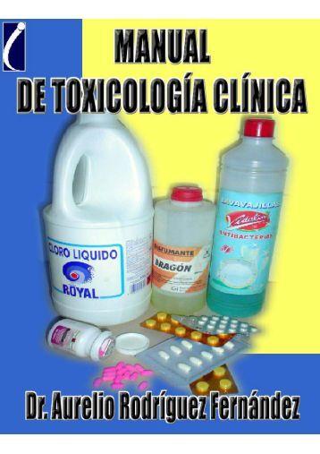 manual de toxicología clínica - Derecho Penal en la Red