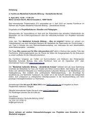 Einladung und Programm - ITI Germany