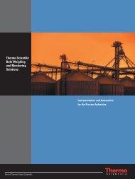 Ramsey Bulk Catalog 2008 - Thermo Scientific