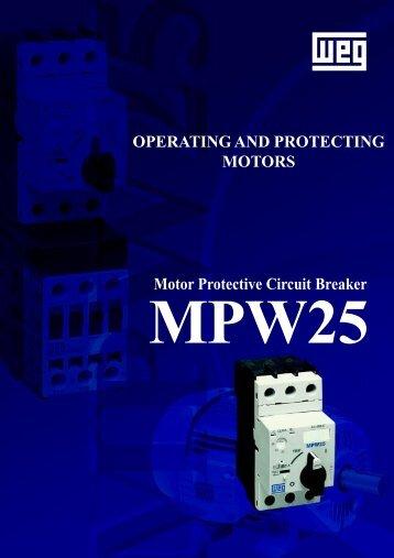 WEG MPW 25
