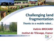 Challenging land fragmentation - European Grassland Federation