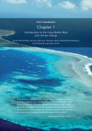 Chapter 1: Introduction to the Great Barrier Reef and climate change