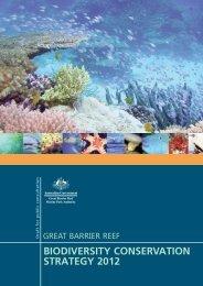biodiversity conservation strategy 2012 - Great Barrier Reef Marine ...
