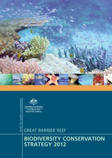 biodiversity conservation strategy 2012 - Great Barrier Reef Marine ...