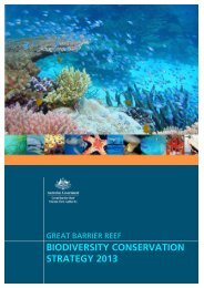 GBR BCS 29 April 2013_BD2_MAR.pdf - Great Barrier Reef Marine ...