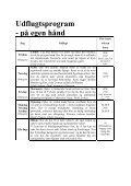 Udflugtsprogram - på egen hånd - Falk Lauritsen - Page 2