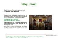 Græsk Ortodoks Påske på meget nært hold 11. dage ... - Eleni Travel