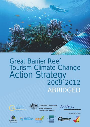 Great Barrier Reef Tourism Climate Change Action Strategy 2009 ...