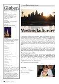 VERDENS KULTURARV - De Berejstes Klub - Page 4