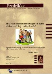 Oddbjørn Knutsen: - Høgskolen i  Nesna