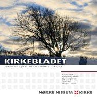 KIRKEBLADET - Velkommen til Nørre Nissum kirke
