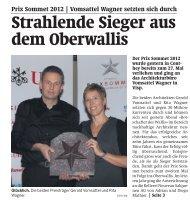 Artikel vom 6. Dez 2012 (PDF) - Vomsattel Wagner Architekten