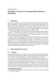 Buchbeitrag - Bensmann - Netzwerk - Beratung