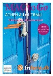 Besøg Athen - Dansk Fri Ferie