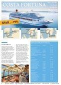 CRUISE '12 - Dansk Fri Ferie - Page 6