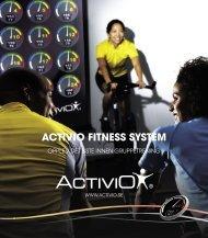 ACTIVIO FITNESS SYSTEM