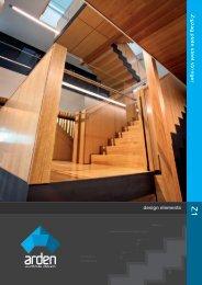 Staircase Design Elements - Zigzag stringer Z1
