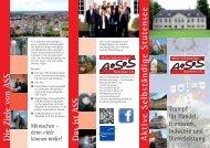 Flyer über ASS (PDF, 1MB) - ASS Stutensee eV