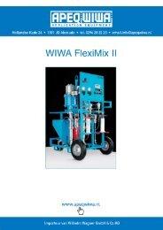 WIWA FlexiMix II - Apeqwiwa