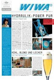 HYDRAULIK-POWER PUR - WIWA