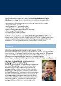 Förskollärarprogrammet - och ungdomsvetenskapliga institutionen ... - Page 3