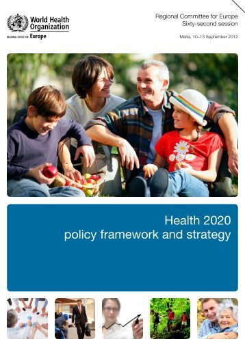 EUR/RC62/wd08 (Eng) - WHO/Europe - World Health Organization