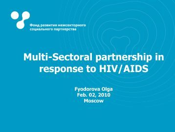 05. Cross-sectoral cooperation_ Fedorova_Eng.pdf - the Baltic ...
