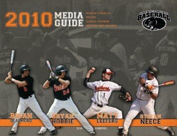 2010 Media Guide - Greenville College